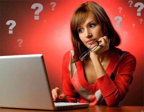 Девушка с сайта знакомств просит денег